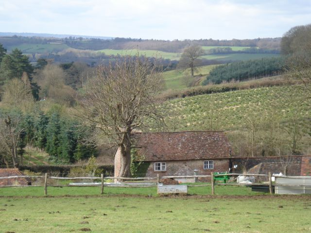 Upper Woodhill Farm