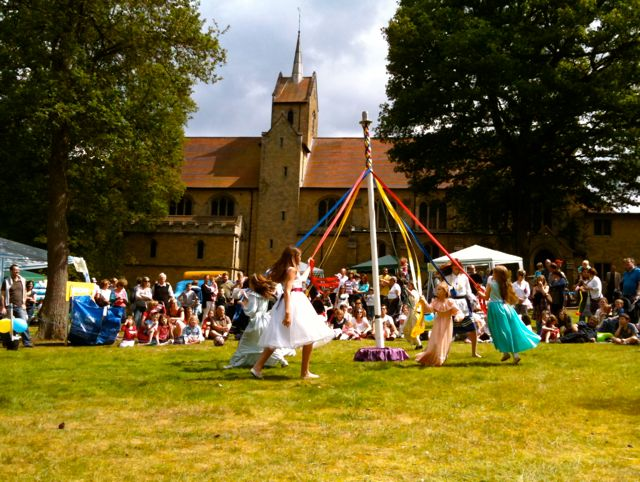 Chilworth Friary Fete