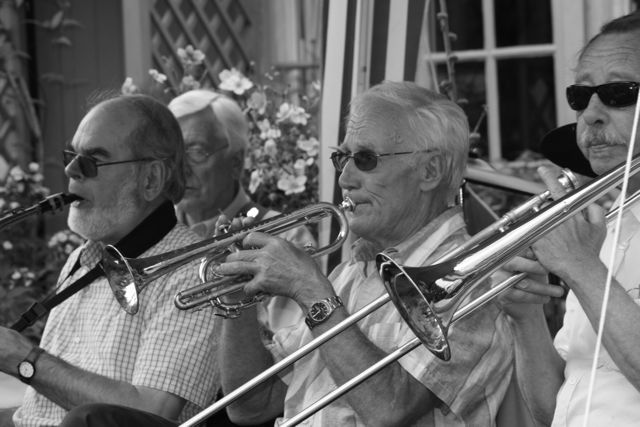 Jazz at Peaslake Village Fayre