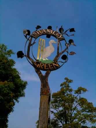 Shamley Green